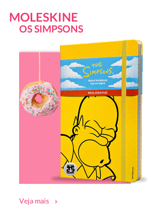 MOLESKINE THE SIMPSONS - LIMITED EDITION LARGE