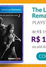 LAST OF US, THE - REMASTERIZADO (PS4)